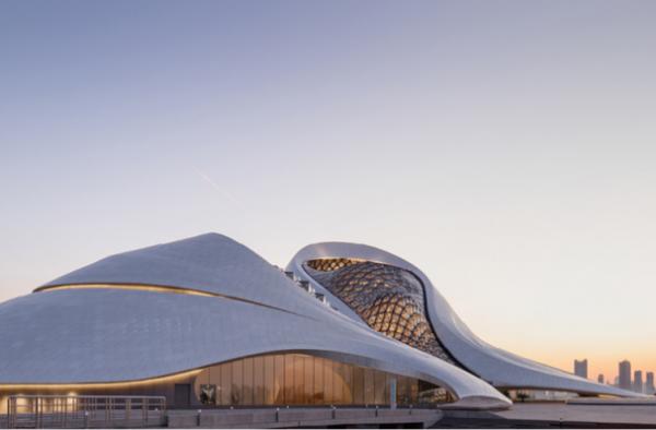英国设计博物馆设计大赛十大热门候选作品:马岩松的哈尔滨歌剧院,Prada的大楼,无印良品的厨具