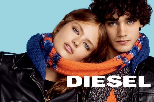 重塑品牌形象,Diesel 建立选择性分销网络