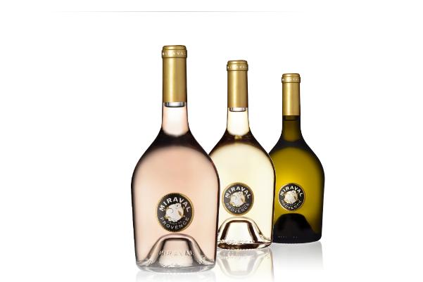 皮特朱莉离婚,好酒之徒关心的却是二人名下的Miraval玫瑰红酒是否会停产…