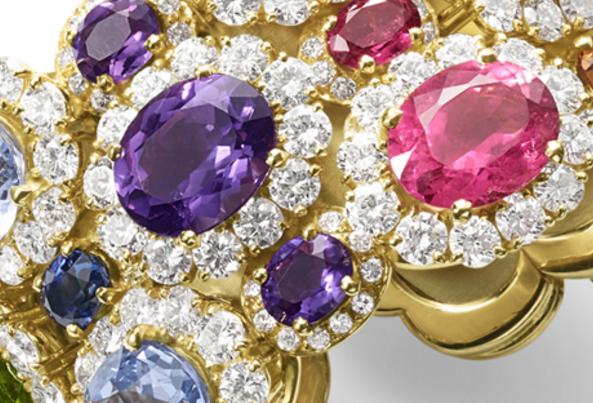 Graff 前CEO携手对冲基金大鳄创办珠宝投资公司,看好优质宝石的未来走势