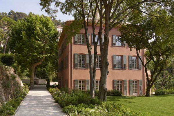 LVMH香水创作中心落户香水之都格拉斯一处老别墅, LV和Dior共享