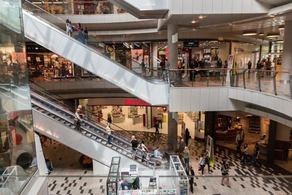 中国社科院《流通蓝皮书》称:未来5年中国将有三分之一购物中心倒闭