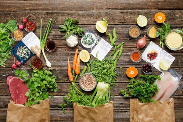 有机食材配送公司 Sun Basket 推出零污染食品包装