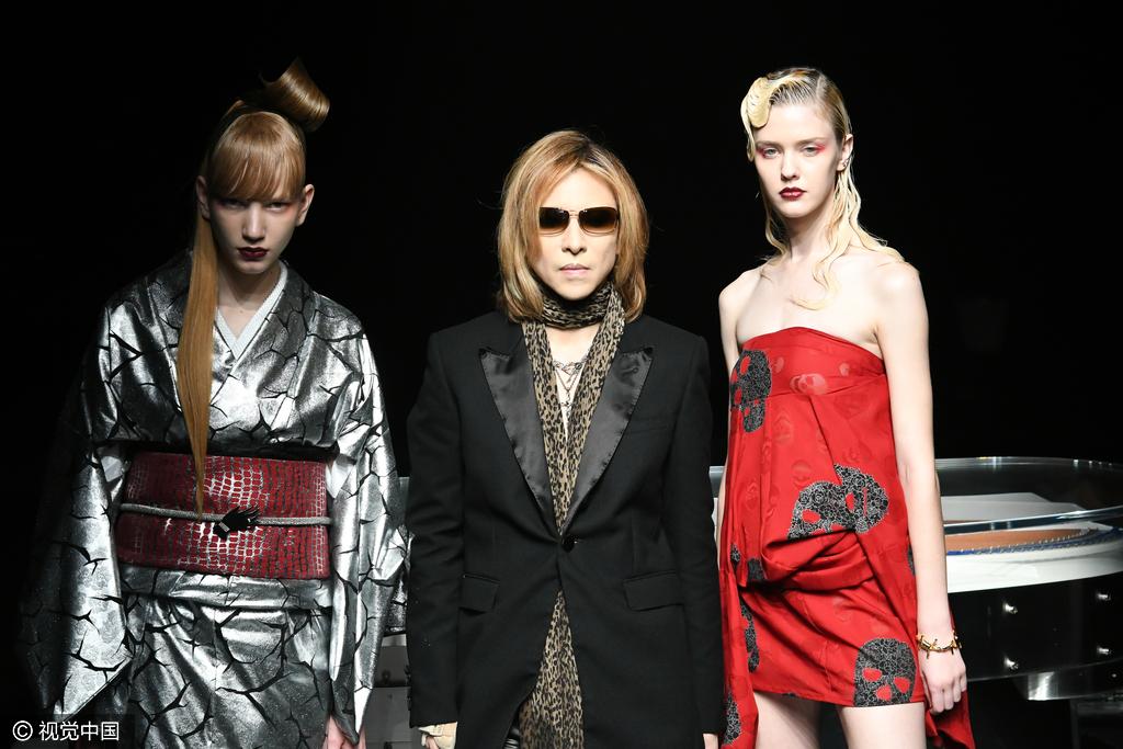 门庭冷落的东京时装周依然有亮点可寻:传统与创新,手工与人文关怀