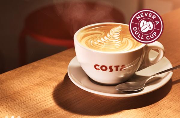 Costa 母公司上半年利润同比增长 5.4%,今年全球新开 230~250咖啡店
