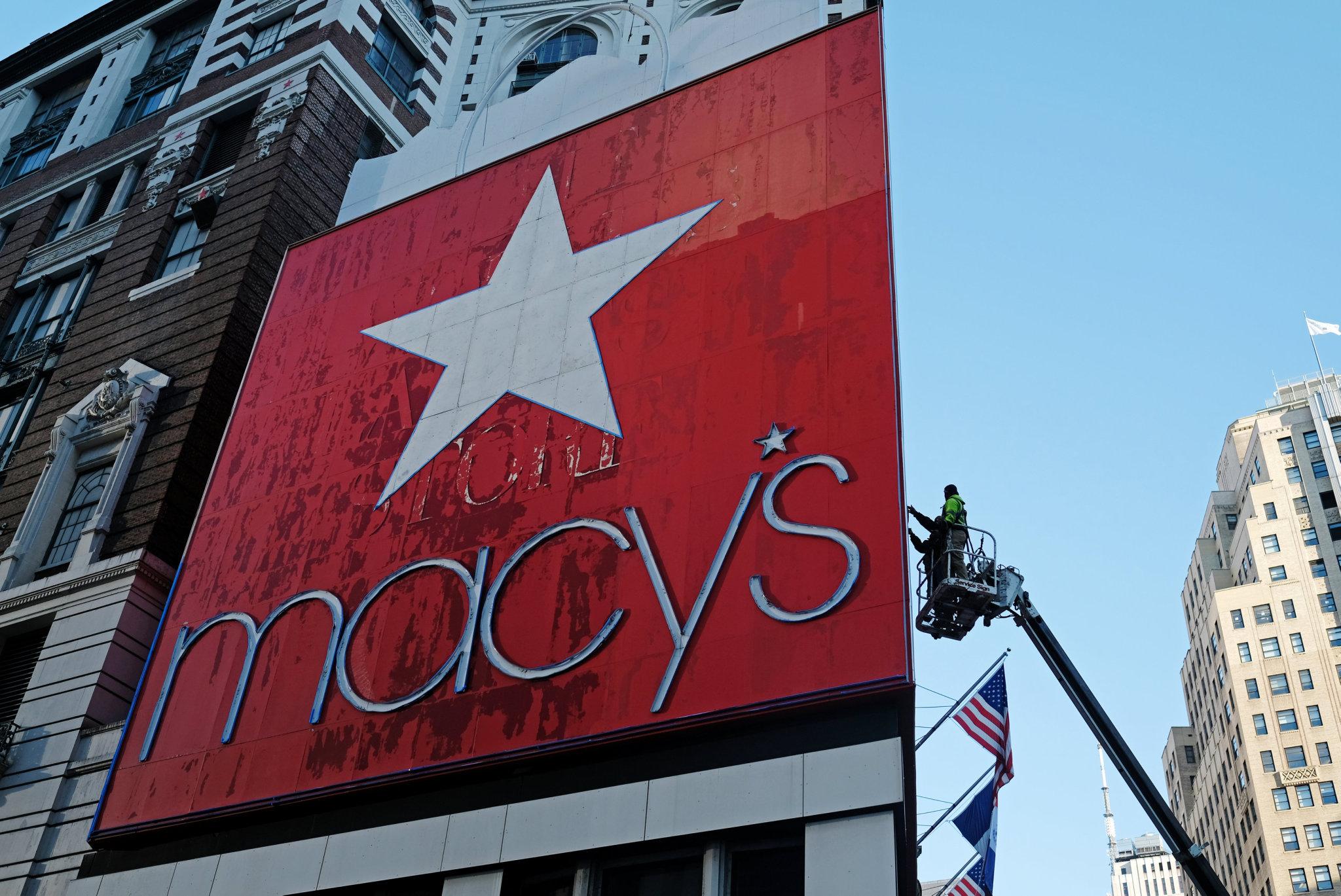 传统实体零售每况愈下,梅西百货与Nordstrom第三季度财务表现双双低迷