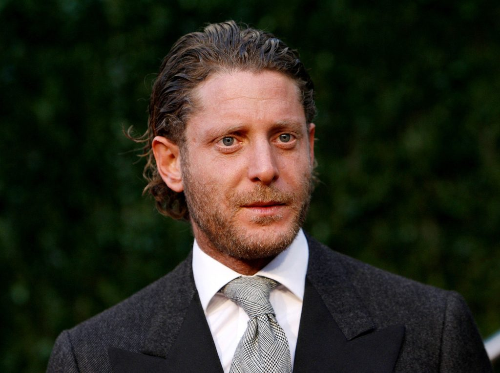 FILE PHOTO - Fiat heir Lapo Elkann arrives at the 2010 Vanity Fair Oscar party in West Hollywood, California March 7, 2010. REUTERS/Danny Moloshok/File Photo