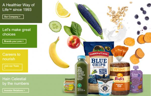 有机食品公司 Hain Celestial 推出健康美食创业孵化平台 Cultivate Ventures