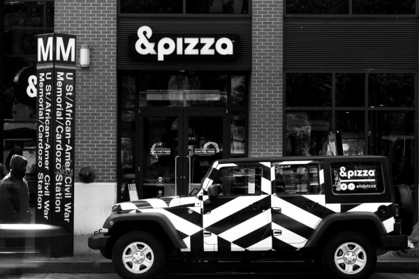创新披萨连锁品牌 &pizza 完成融资 2500万美元