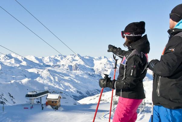 欧洲海拔最高的滑雪场 Val Thorens 被评为 2016年全球最佳滑雪场