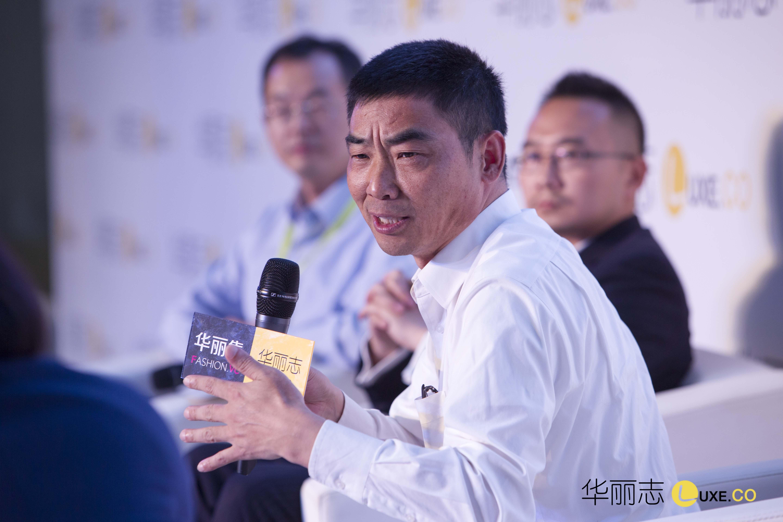 【华丽盛典】晨风集团董事长尹国新:让独立设计师真正把精力用到设计上!