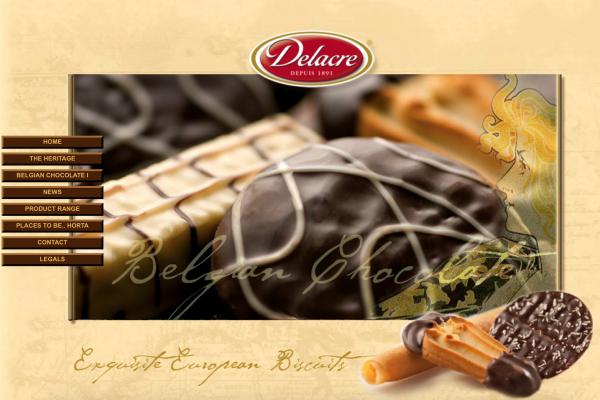 减少对巧克力产品的依赖,费列罗集团收购比利时高端饼干生产商 Delacre