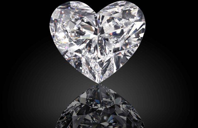 Graff 推出全球最大心形切割钻石,重达118.78克拉