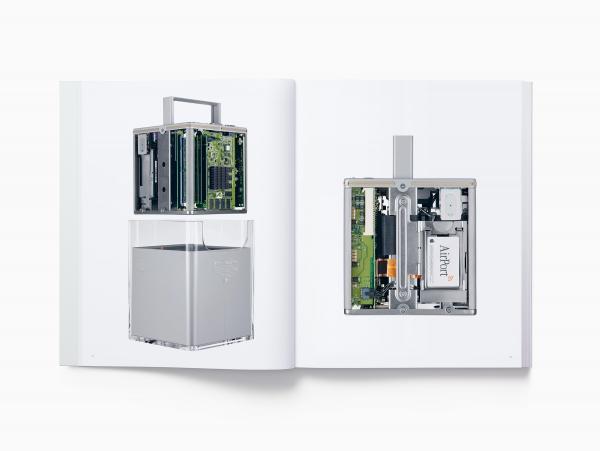 苹果公司发布最新产品:一本精美图册,450张照片回顾20年产品设计历程