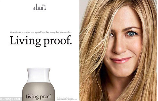 联合利华收购创新护发品牌 Living Proof,著名好莱坞女星Jennifer Aniston套现离场