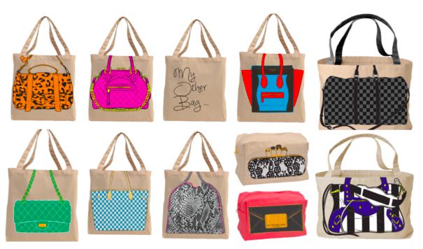 """法院驳回 LVMH 对""""恶搞名牌""""的手袋公司 My Other Bag的上诉请求"""