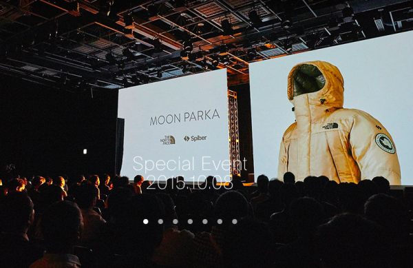 The North Face 与日本初创生物科技公司合作推出全球首款人造蛛丝外套