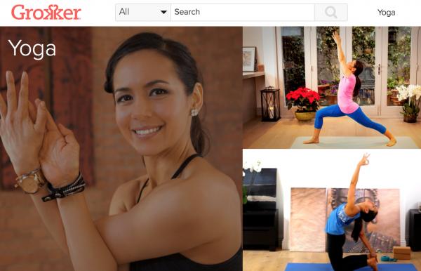 在线健身视频网站 Grokker 完成B轮融资,融资总额达 2250万美元
