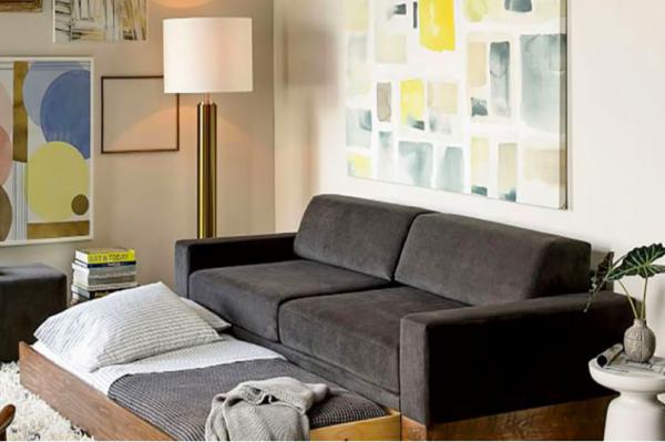 万豪旗下酒店联合美国高端家居零售商 West Elm 推出适用小户型的多功能家具