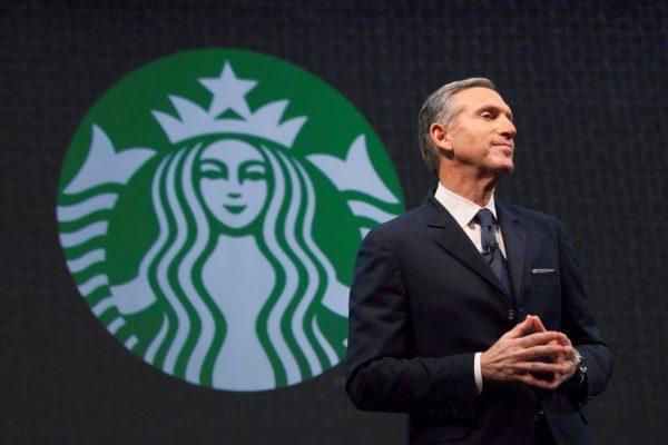 星巴克 CEO 舒尔茨:这次离职和 2000年那次大不同