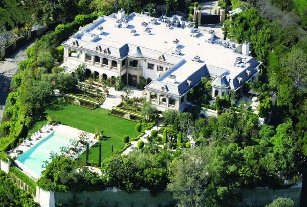 Gigi Hadid 父亲、房地产大亨设计的洛杉矶豪宅 8500万美元挂牌出售