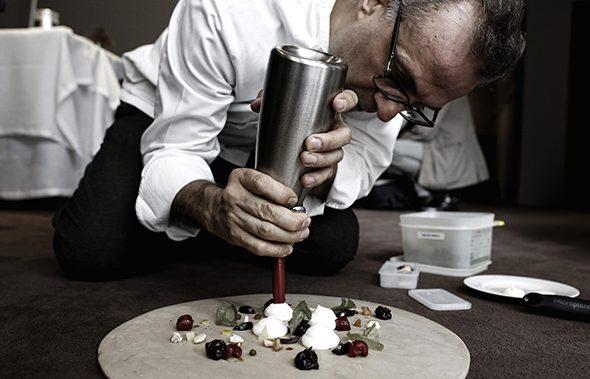 法新社公布 2016年全球五大厨神名单