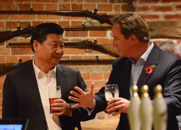 习主席与英国首相一起喝酒的地方,中富集团收购英国小酒馆The Plough at Cadsden