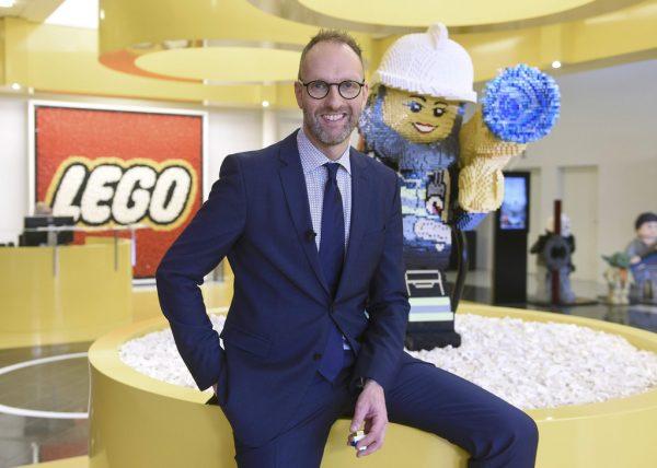 传奇 CEO Knudstorp 将于年底离职:把乐高从破产边缘挽救回来,成为全球最赚钱的玩具商