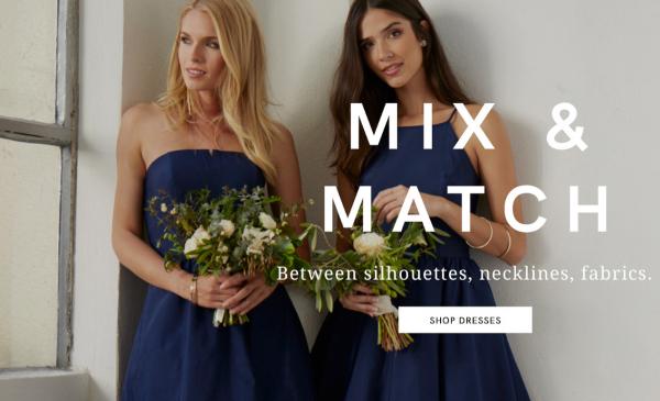 瞄准千禧一代消费者,Gap集团收购伴娘礼服社交购物平台Weddington Way