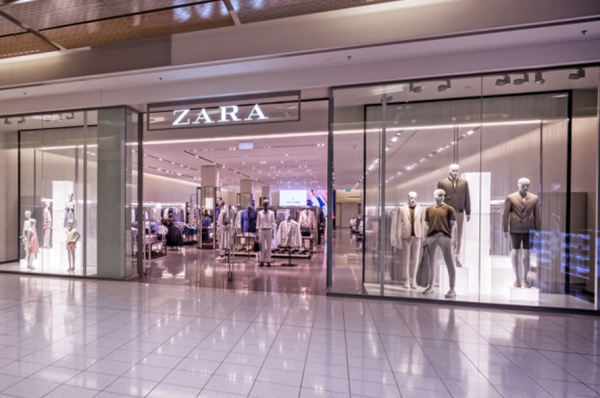 本土生产带来竞争优势,Zara 母公司 Inditex前三季度销售增长 14.5%