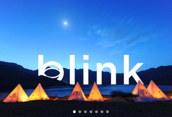 极致个性化的度假服务 Blink:你指向哪里,哪里就出现一座为你定制的酒店!