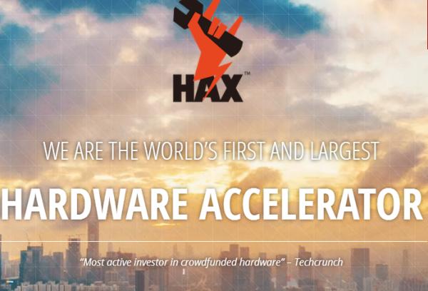 深圳硬件初创企业孵化器 HAX 联手强生推出健康消费品加速项目
