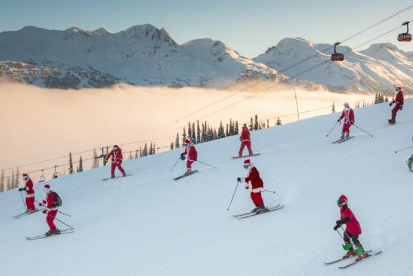 独立滑雪度假村靠什么与行业巨头竞争?