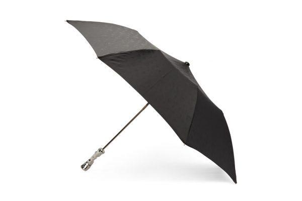 奢侈品牌里第一个3D打印配饰产品:Alexander McQueen发布3D打印雨伞
