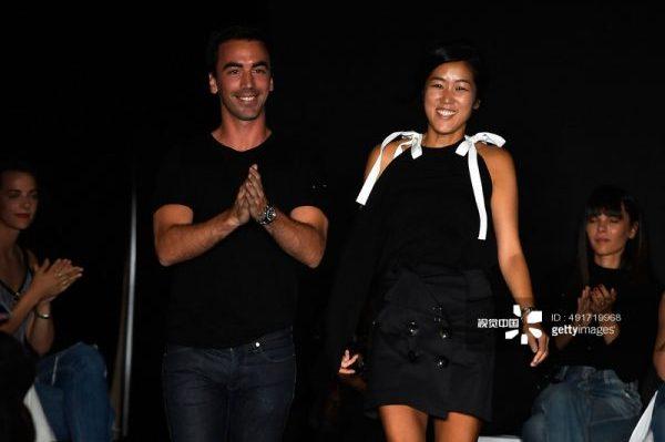 视觉中国人像Laura Kim&Fernando Garcia