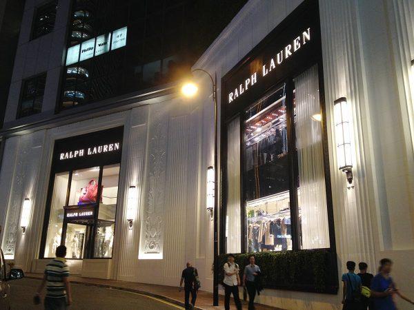 """Ralph Lauren将关闭铜锣湾旗舰店,业内称香港""""关店潮""""将持续两年时间"""