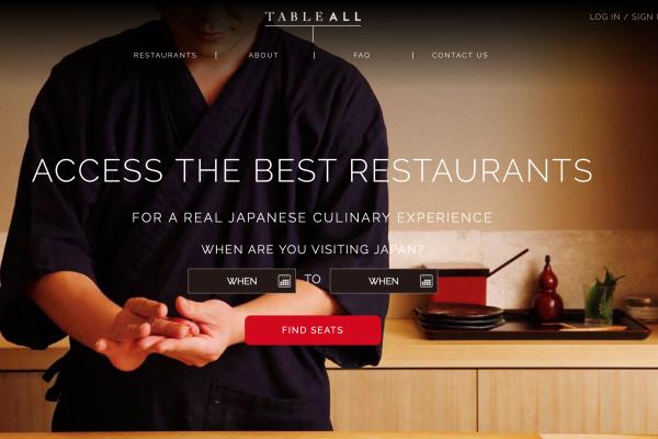 前高盛主管打造在线预约服务,带领访日富裕游客造访本地隐秘的高级餐厅