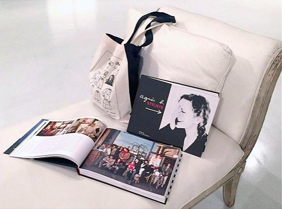 时装设计大师Agnès b.为纪念品牌成立四十周年发布自传