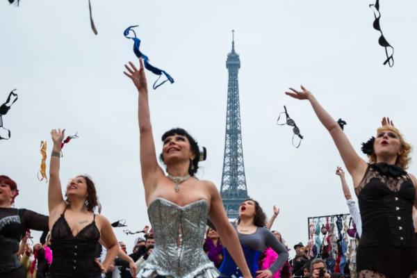 20个法国女性内衣品牌将在巴黎联合举办大型内衣时装秀