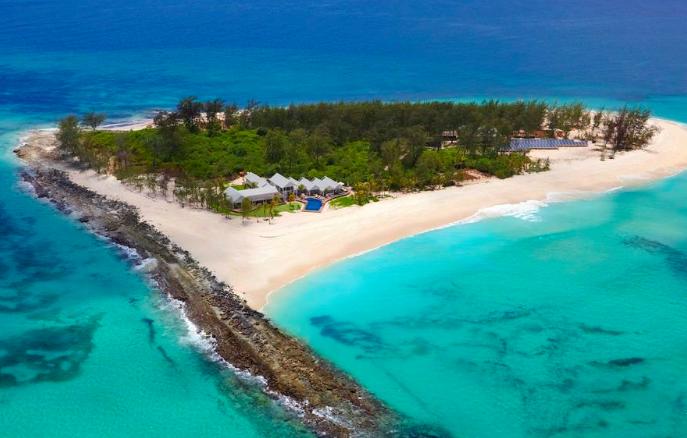 2017年最值得关注的四个即将对外开放的私人海岛