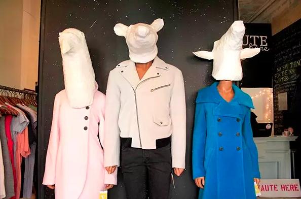 """拒绝使用动物皮毛的""""纯素""""时尚兴起,菠萝、蘑菇皮都能做服装!"""