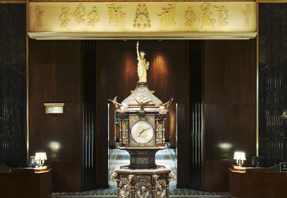 【华丽志解码奢华酒店】纽约华尔道夫:接待过的政要仅次于白金汉宫!