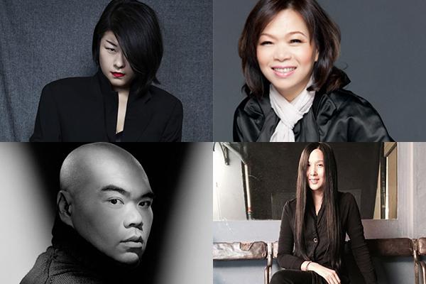 2017秋冬巴黎时装周发布官方日程,四位华人设计师参与