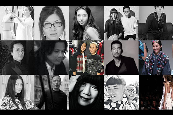 2017秋冬纽约时装周发布官方日程,14个华人设计师品牌参与