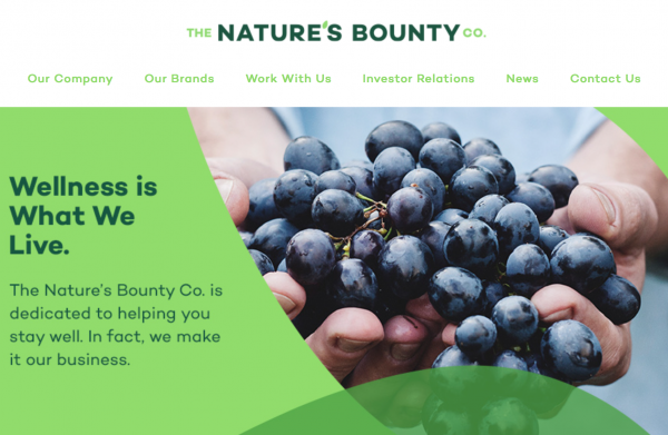 凯雷集团寻求出售草本营养补剂供应商 Nature's Bounty,估值约60亿美元