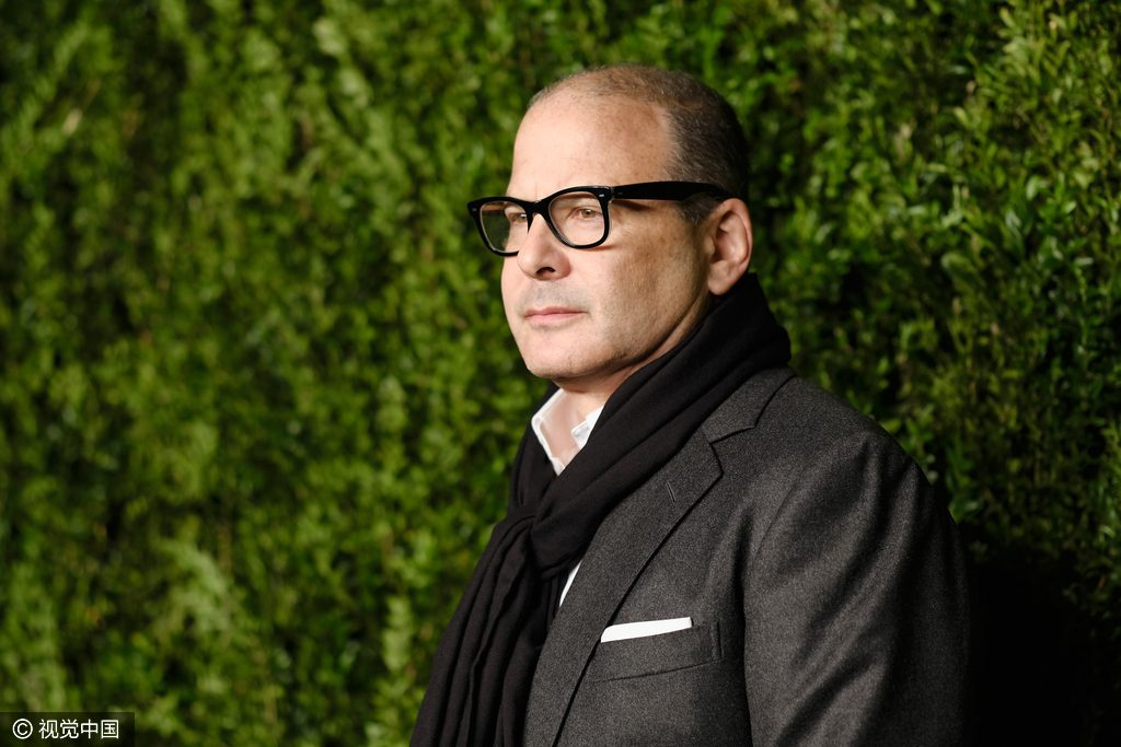 NEW YORK, NY - NOVEMBER 07: Designer Reed Krakoff attends 13th Annual CFDA/Vogue Fashion Fund Awards at Spring Studios on November 7, 2016 in New York City. (Photo by Dimitrios Kambouris/Getty Images)