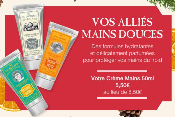 欧舒丹集团出售旗下古龙水和天然护肤品牌 Le Couvent des Minimes