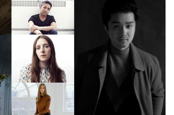 中国设计师张卉山入围2017年度英国BFC/Vogue时尚基金大奖决赛
