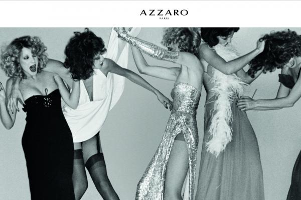 法国经典时装品牌 Azzaro 高定系列销售大增 72%,推出为期一年的 50周年庆祝活动