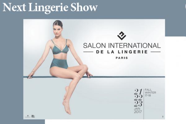 内衣行业复苏,国际游客促进巴黎国际内衣展观展人次增长